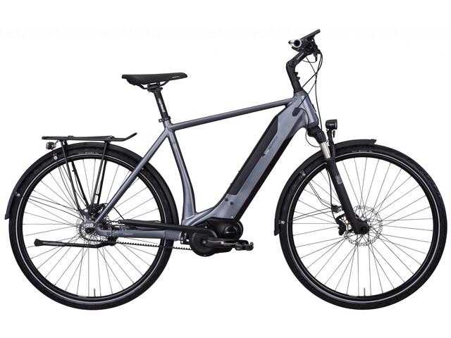 e-bike manufaktur 8CHT Trapez 48er Revolution Disc Gates dark silver matte